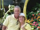 Mark Lewis, Owner/Operator with Tiffiney Lewis, Wife/CEO of Mark's Landscape